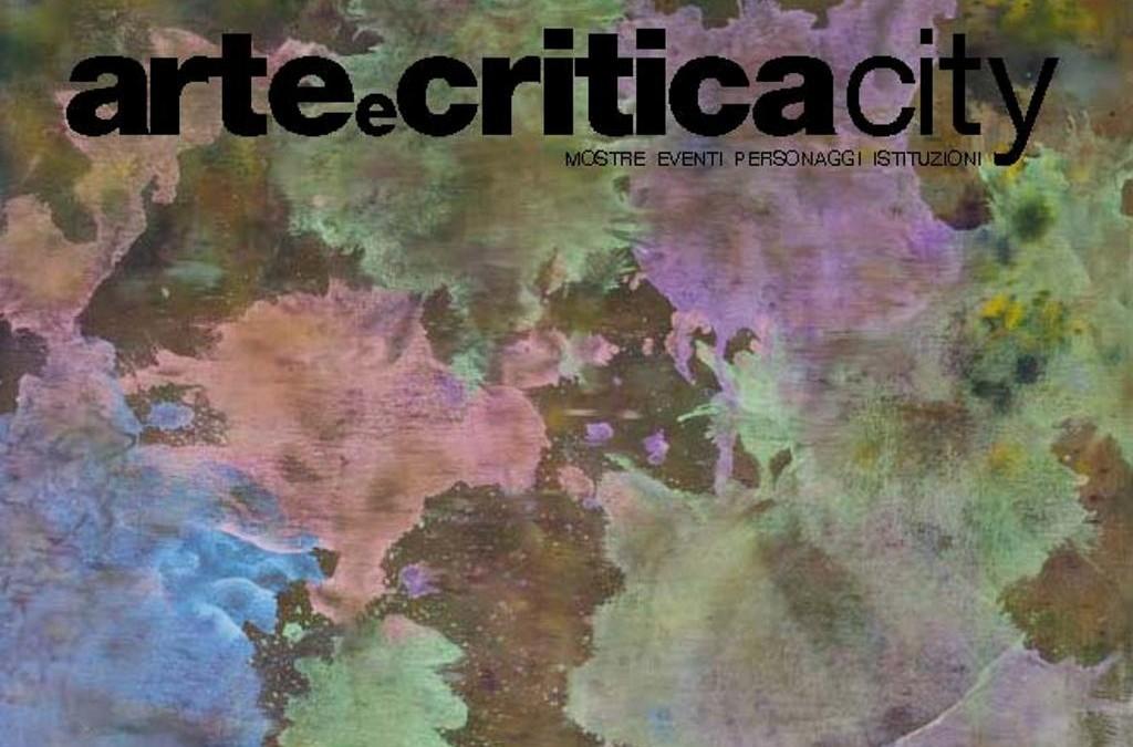 """Pubblicato il nuovo numero di """"Arte e Critica City"""""""
