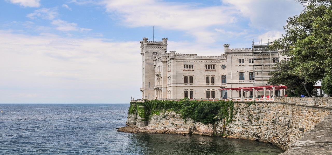 Castello-miramare-Trieste