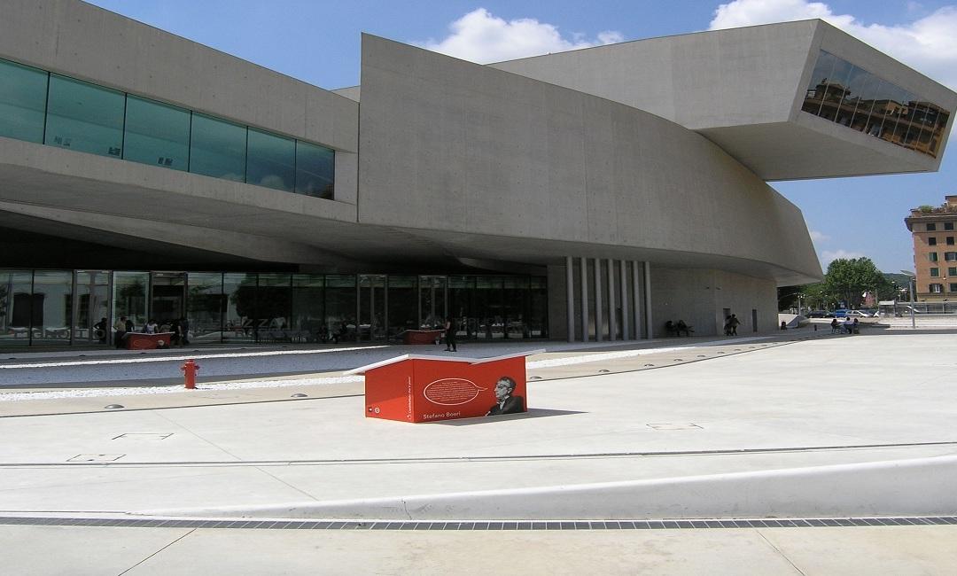 """Al MAXXI di Roma con la Mostra """"Open Museum Open City"""""""