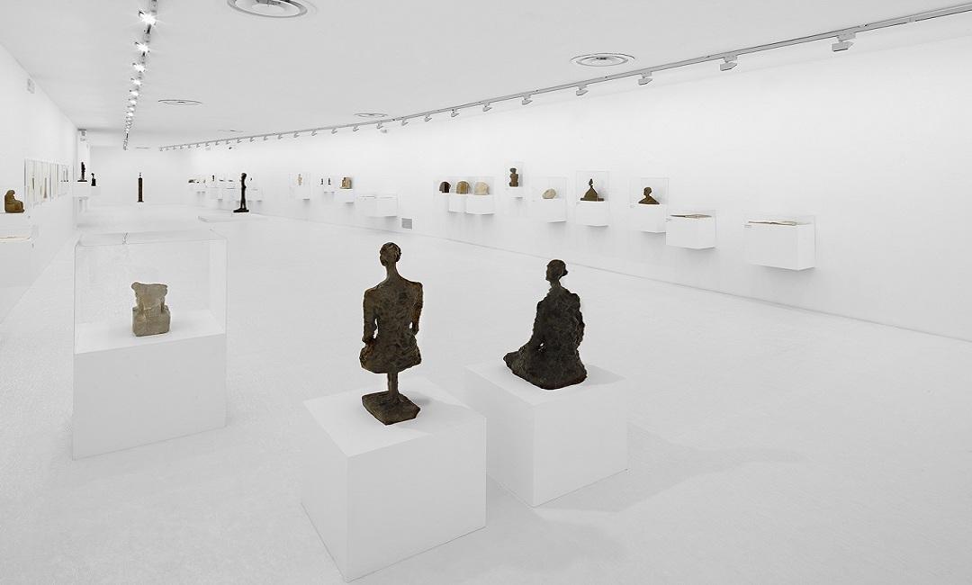 """""""A un passo dal tempo. Giacometti e l'arcaico"""" in mostra al Museo MAN di Nuoro"""