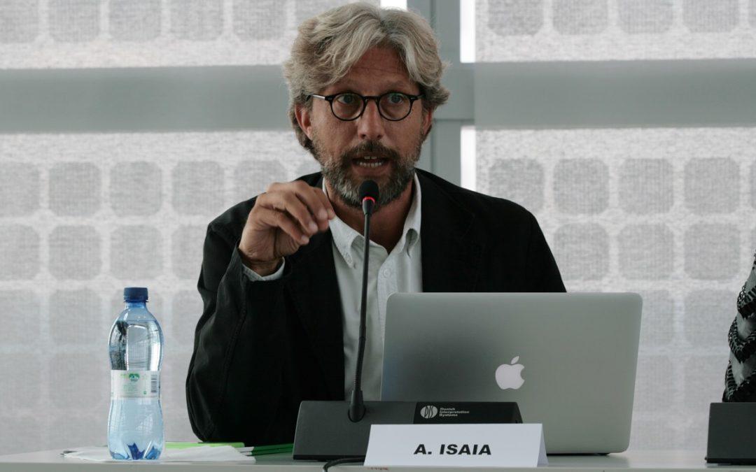 Docenti DECA Master: nuovo incontro in aula con Alessandro Isaia