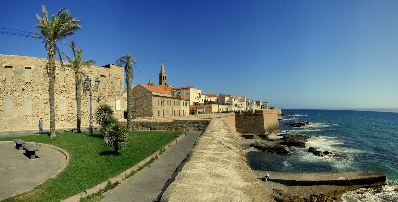 alghero-bastioni