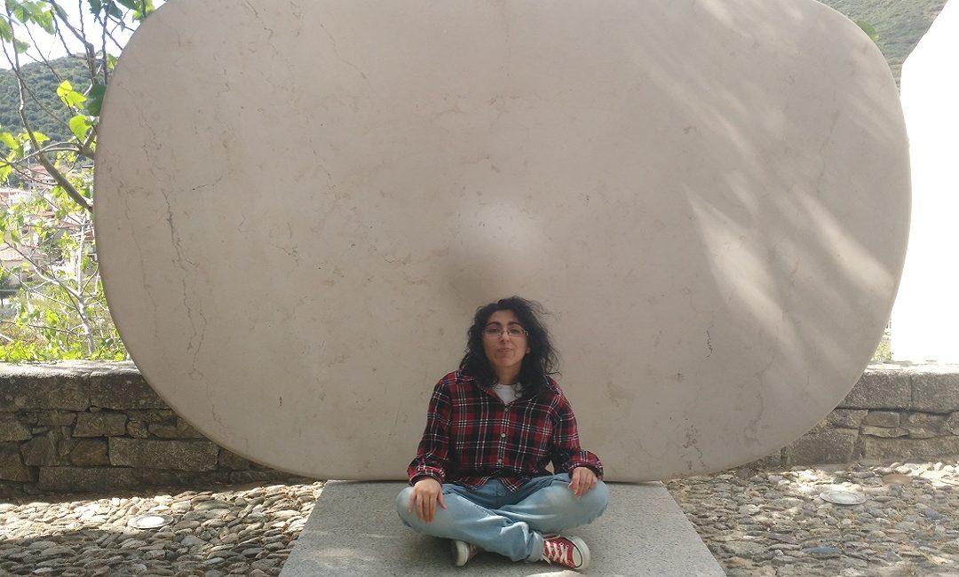 Tirocini DECA Master: Erika Ladu al Museo Nivola di Orani