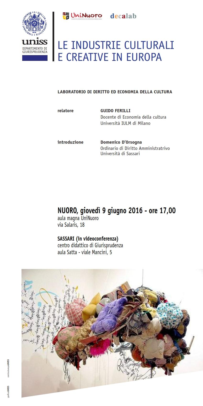 Le industrie culturali e creative in Europa