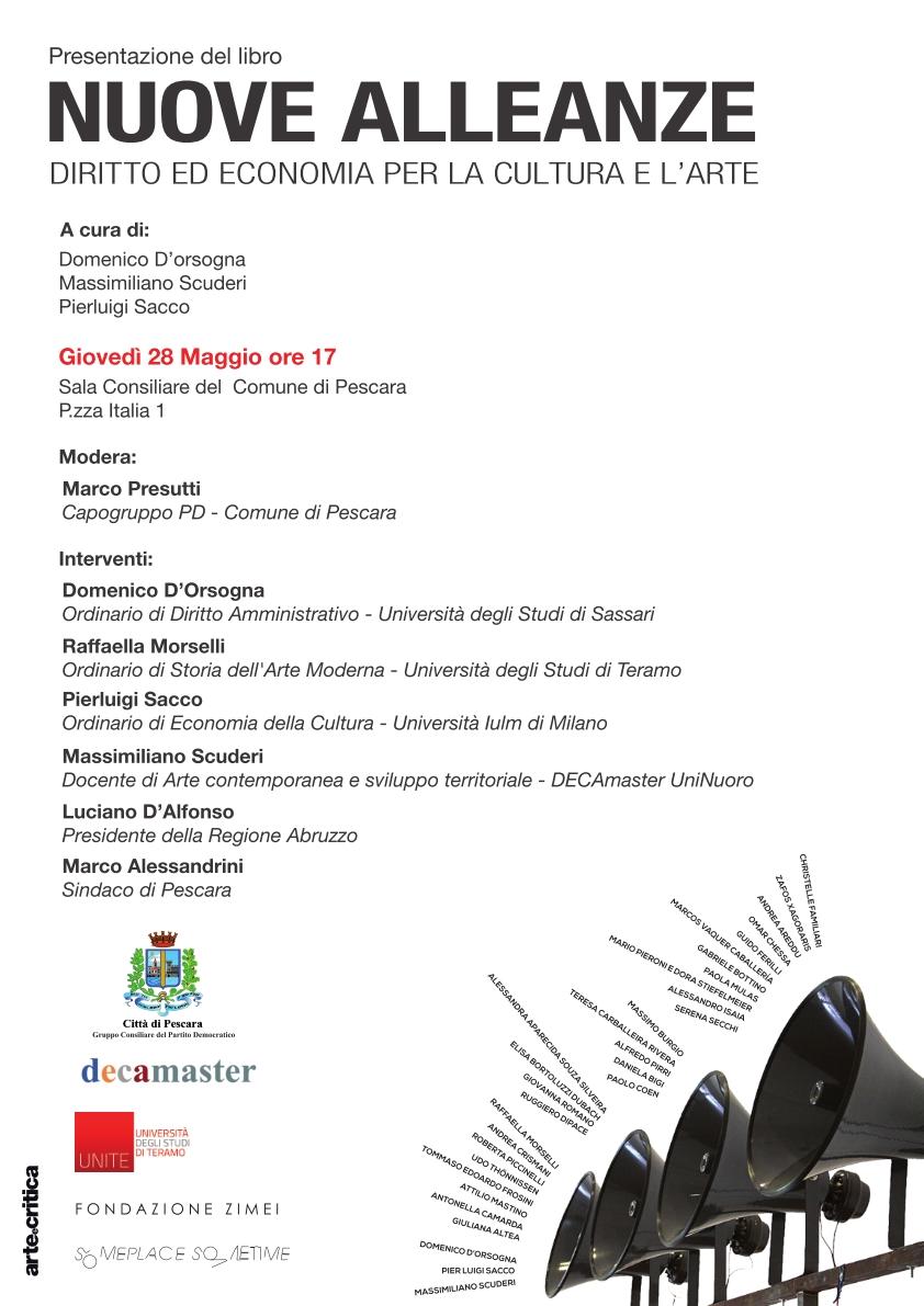 Convegno Nuove Alleanze Pescara 2015