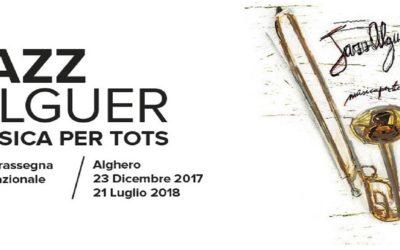 JazzAlguer: otto mesi di concerti a cura di Paolo Fresu