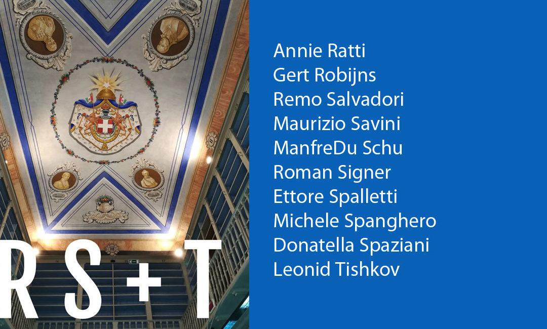 R S+T: le biografie degli artisti partecipanti alla mostra No Man's Library / La Biblioteca di Tutti. Inaugurazione il 10 maggio 2018