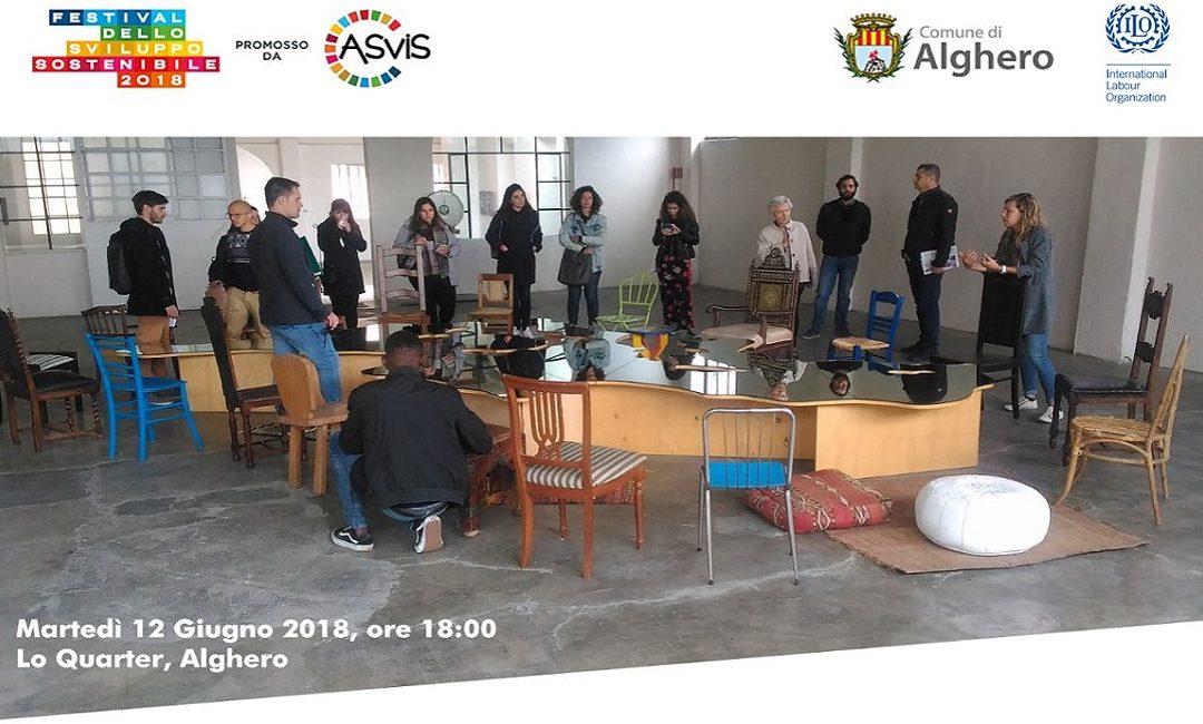 Festival dello Sviluppo sostenibile 2018 ASviS, Alghero 12 giugno 2018 ore 18:00