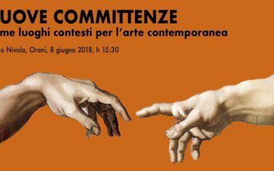 Nuove committenze. Forme luoghi contesti per l'arte contemporanea – Orani, Museo Nivola