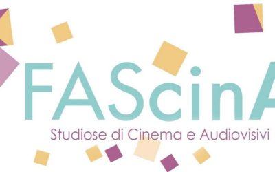 FAScinA 2018 – Forum delle Studiose di Cinema e Audiovisivi, Sassari 11 – 13 ottobre 2018