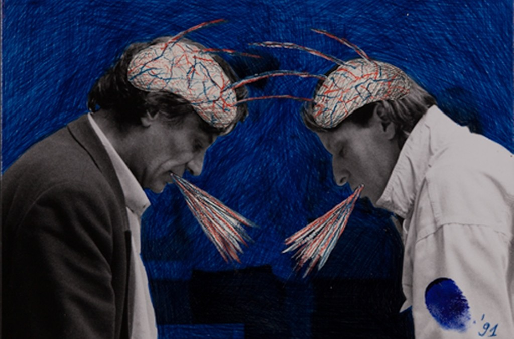 JAN FABRE: Is the Brain the most Sexy Part of the Body?