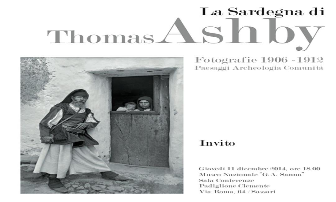 La Sardegna di Thomas Ashby in mostra al Museo Sanna di Sassari
