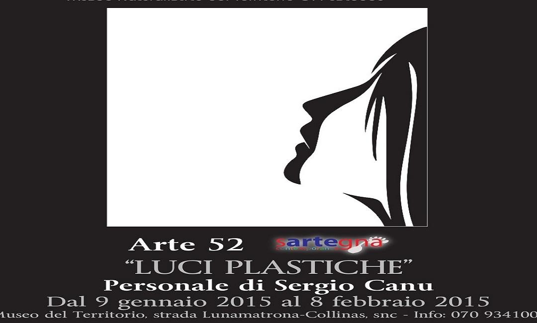 """""""Luci Plastiche"""", personale di Sergio Canu al Museo """"Sa Corona Arrubia"""""""