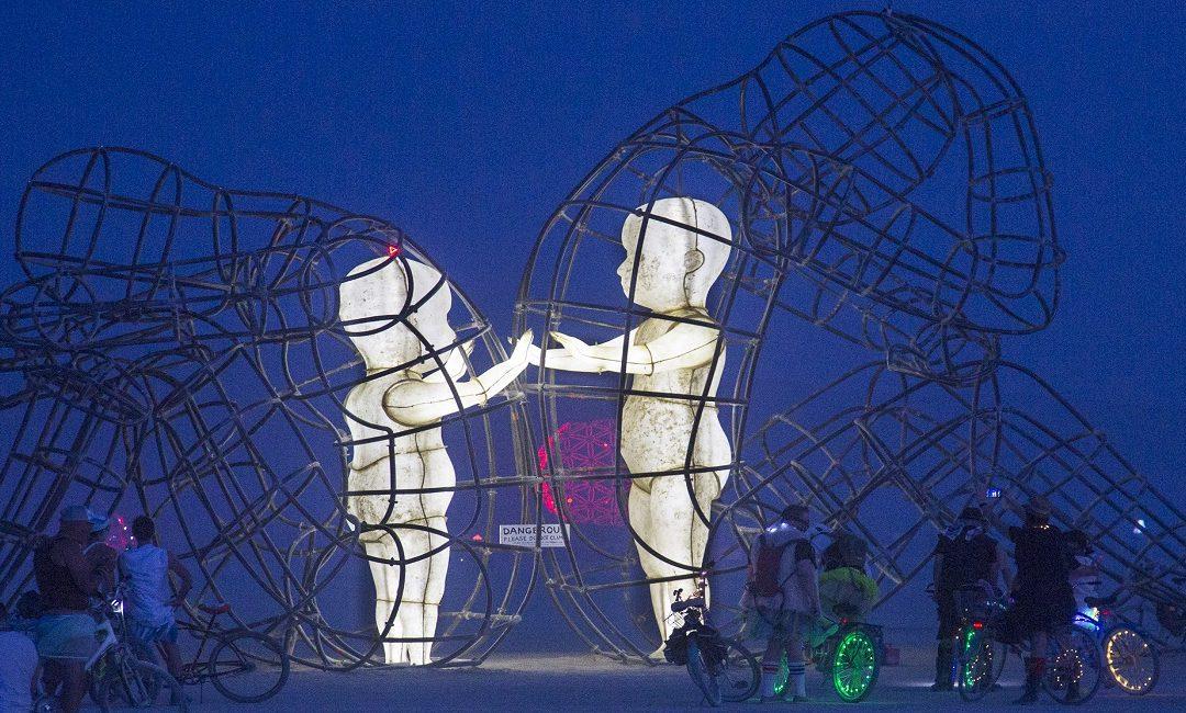 """""""Burning Man"""": il festival del Nevada che sbarca nei Paesi Bassi"""