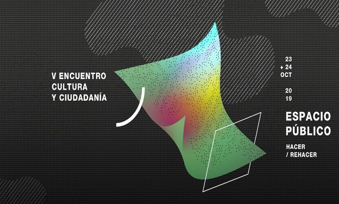 """V Incontro del programma """"Cultura e cittadinanza"""" dal titolo """"SPAZIO PUBBLICO: fare – rifare"""". Madrid, 23 e 24 ottobre 2019"""