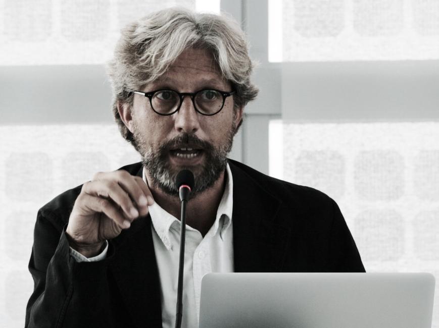 Good News: Alessandro Isaia, docente del DECAmaster|DECApro, è il nuovo segretario generale della Fondazione per la Cultura Torino